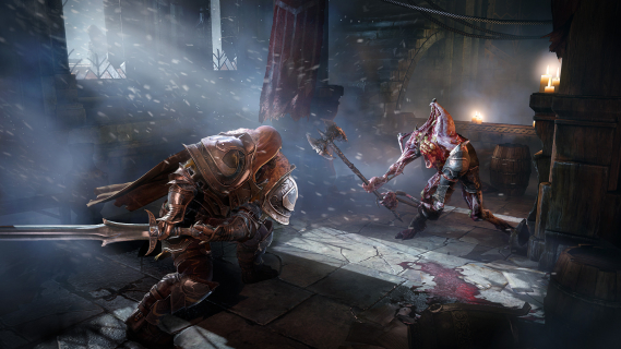 Lords of the Fallen 2 przeżywa kłopoty. CI Games zwalnia dewelopera