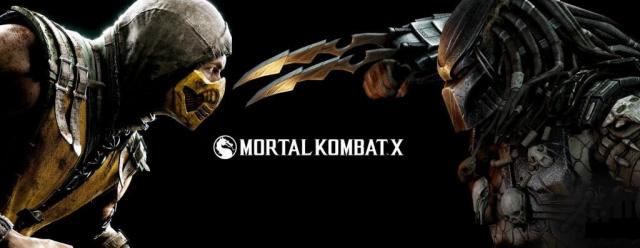 "Predator w obsadzie ""Mortal Kombat X"""