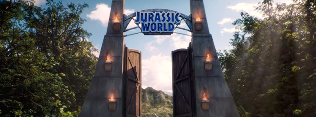 "Pełny zwiastun ""Jurassic World""!"