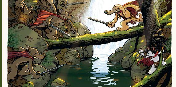Komiksowe zapowiedzi wydawnictwa Timof