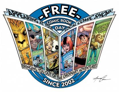 Dzień Darmowego Komiksu – co amerykańscy wydawcy przygotowali dla fanów?