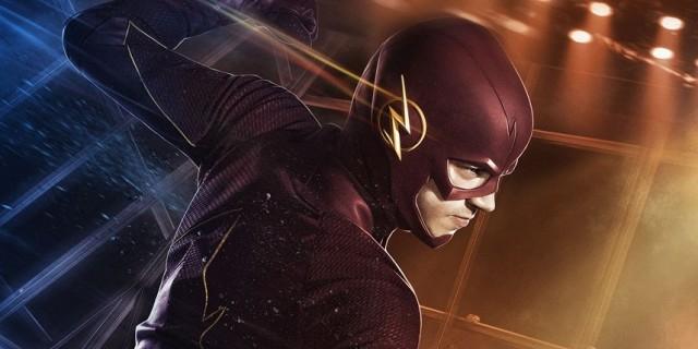 """Plakaty tytułowych bohaterów """"Arrow"""" i """"The Flash"""""""