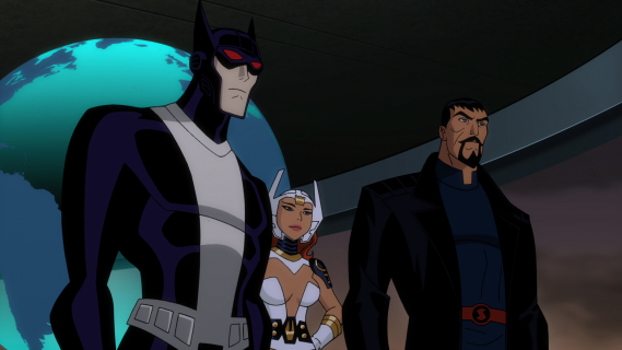 "Zwiastun filmu animowanego ""Justice League: Gods and Monsters"""