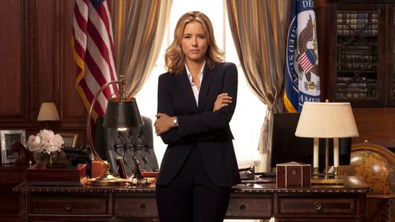 Piotr Adamczyk zagrał w serialu Madam Secretary. Zobacz zdjęcia