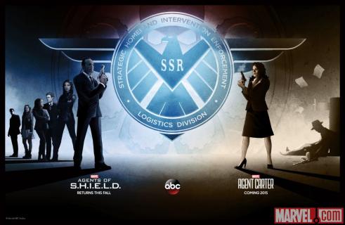 """""""Agenci T.A.R.C.Z.Y."""" i """"Marvel's Agent Carter"""" przedłużone! Będzie odpowiednio 3. sezon i 2. sezon!"""