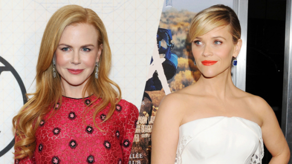 """Big Little Lies"" z Nicole Kidman i Reese Witherspoon z zamówieniem w HBO"