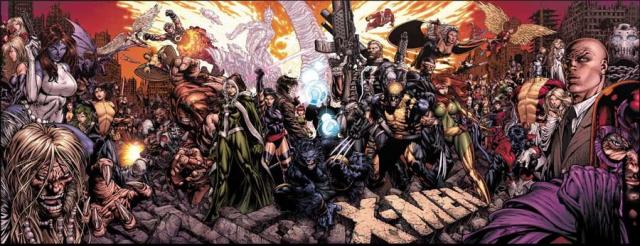 Marvel wstrzymuje produkcję figurek X-Men