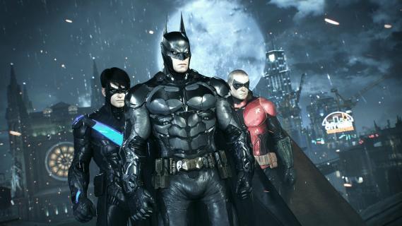 """""""Batman: Arkham Knight"""" osiąga rekord sprzedaży"""