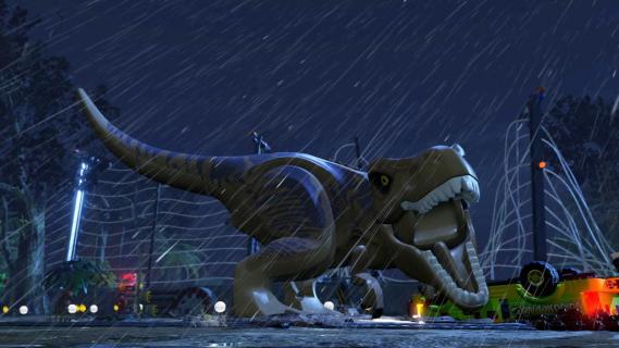 """LEGO Jurassic World"": Sentymentalna jazda po filmach – recenzja"