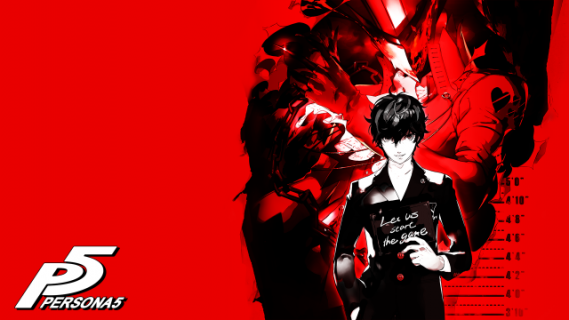 Persona 5 z japońskimi głosami na premierę. Poznaliśmy rozmiar tego DLC