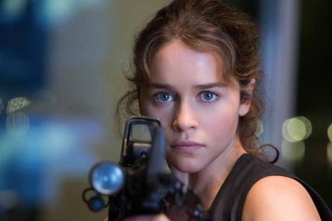 Emilia Clarke o kontynuacjach Terminator: Genisys
