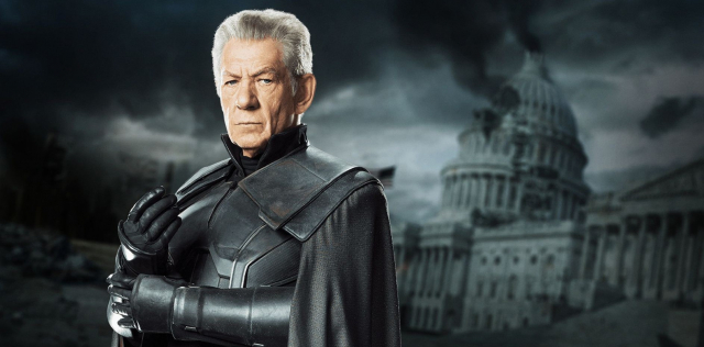 Ian McKellen żegna się z rolą Magneto