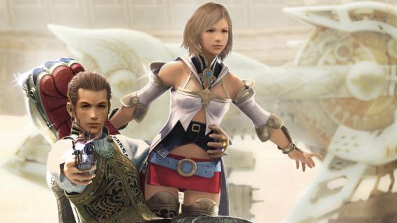 """Nadciąga remake kultowej gry """"Final Fantasy XII""""?"""