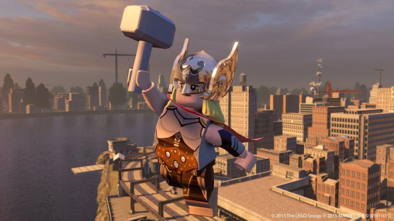 """LEGO Marvel's Avengers"" – nowa data premiery"