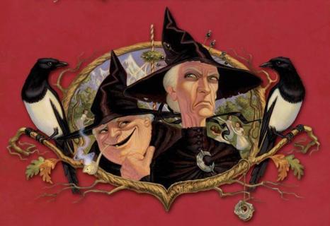 """""""Folklor Świata Dysku"""" – non-fiction Pratchetta w sprzedaży"""