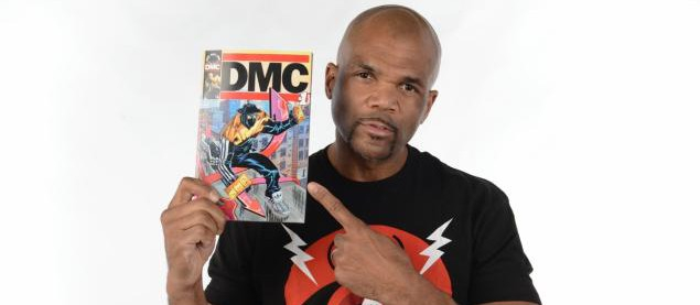 """""""DMC"""": Komiks amerykańskiego rapera trafi do kin"""