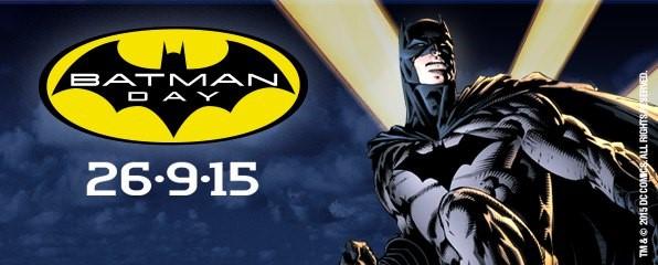 Zbliża się 26 września – Dzień Batmana