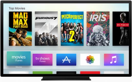 Apple TV – kolejna rewolucja na rynku telewizyjnym