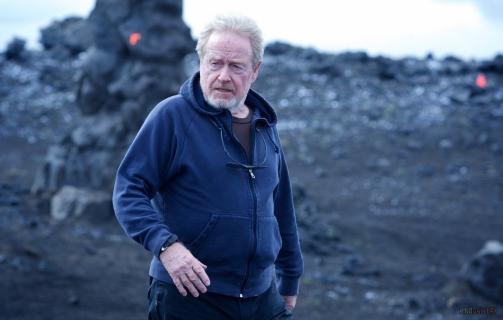 Ridley Scott zrealizuje serial o wirusie Ebola