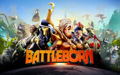Battleborn za 15$. Wystartowało Humble 2K Bundle