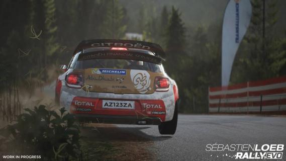 Sebastien Loeb Rally Evo kontra rzeczywistość