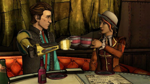 Tales from the Borderlands w majowym PlayStation Plus!