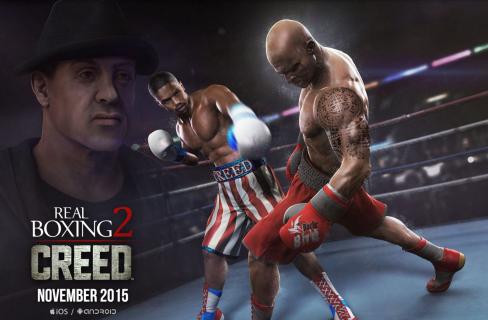 """Polska gra """"Real Boxing 2"""" oficjalną produkcją towarzyszącą filmowi """"Creed"""""""