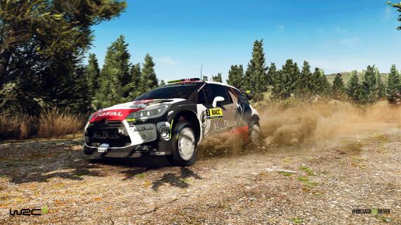 Demo WRC 5: FIA World Rally Championship już dostępne