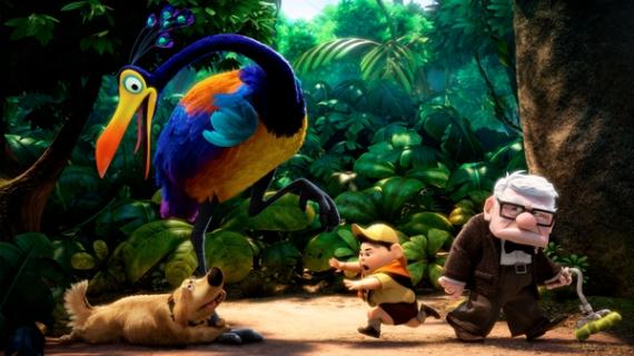 Najlepsze animacje studia Pixar