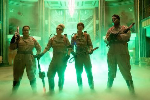 Ghostbusters. Pogromcy duchów - skąd pomysł na film z kobietami?