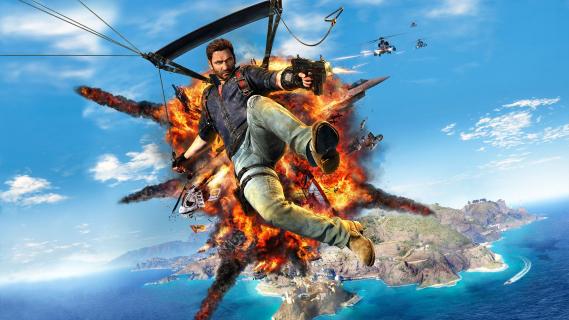 Just Cause - twórca Johna Wicka napiszę scenariusz filmowej adaptacji gry