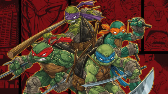Teenage Mutant Ninja Turtles: Mutants in Manhattan- nowa gra od Platinum Games
