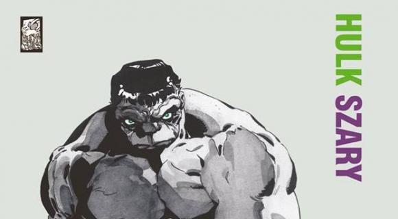 Komiks Hulk: Szary w sprzedaży