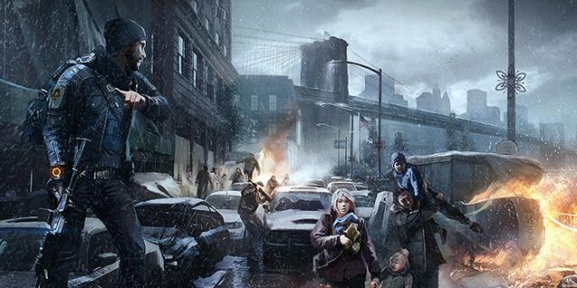 Gra Tom Clancy's The Division w kinach. Za sterami twórca Johna Wicka