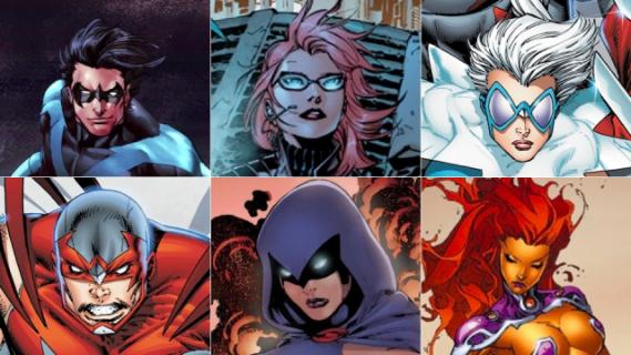 Titans – dlaczego nie będzie serialu o superbohaterach?