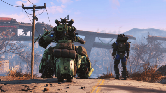 Gra Fallout 4 w wersjach na konsole będzie wspierana przez mody