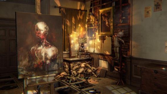 Layers of Fear: Sztuka horroru – recenzja
