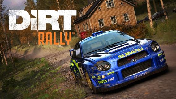 DiRT Rally pozwoli na grę w wirtualnej rzeczywistości