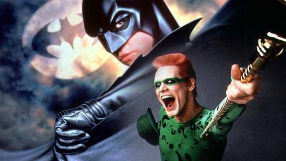 Widowisko Batman Forever zyskało szczery zwiastun