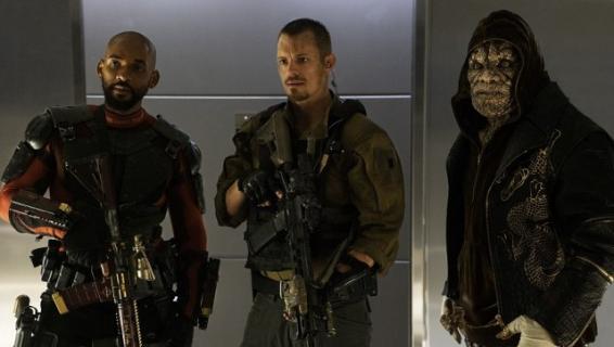 Box Office: Legion samobójców lepszy od Wojny bohaterów w Polsce. Kolejne rekordy w USA