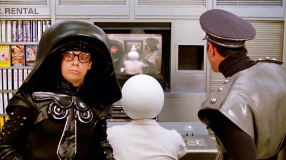 Rick Moranis powraca z emerytury do roli z filmu Kosmiczne jaja