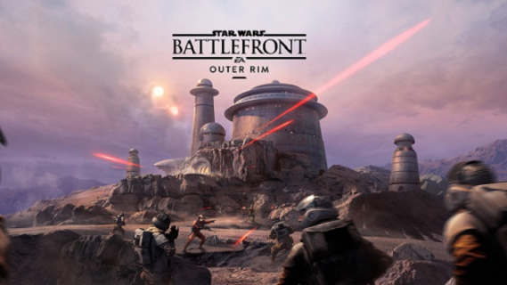 Star Wars Battlefront: Zewnętrzne Rubieże – recenzja gry