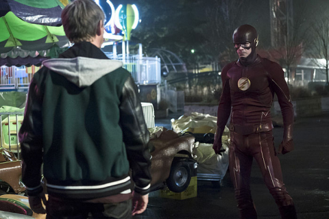 Flash: sezon 2, odcinek 19 – recenzja