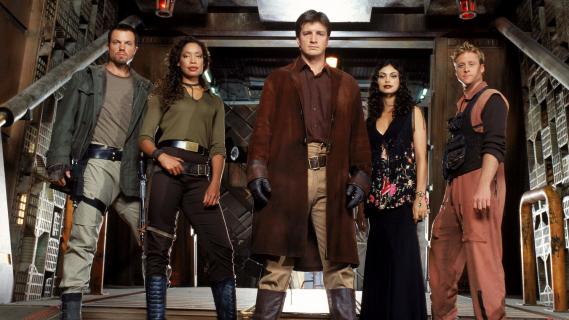 Firefly powróci w serii powieści. Joss Whedon zaangażowany w projekt