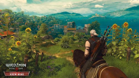 Wiedźmin 3: Dziki Gon otrzymał wsparcie technologii HDR na PlayStation 4 i PS4 Pro