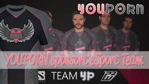 E-sport: Zespół wykluczony z rozgrywek przez sponsora porno