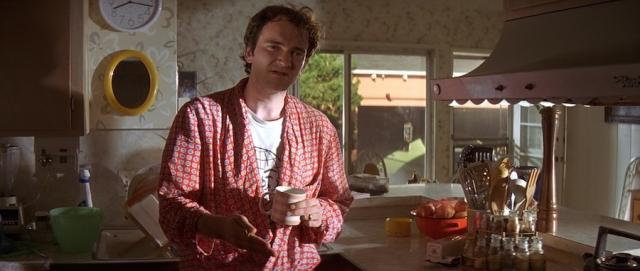 Włamywacze w domu Quentina Tarantino. Reżyser został okradziony