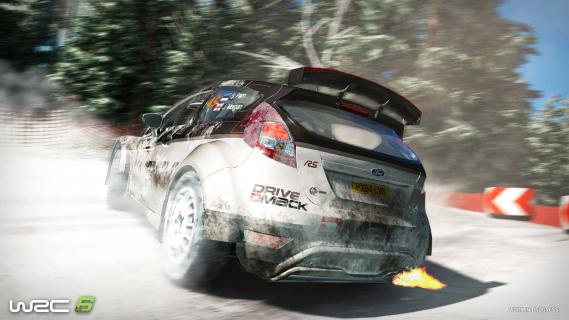 WRC 6 z rozgrywką na podzielonym ekranie