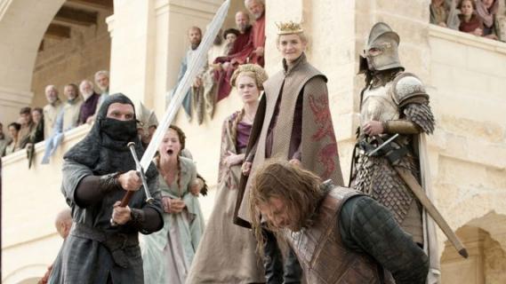 QUIZ: Jak ginęli bohaterowie Gry o tron?