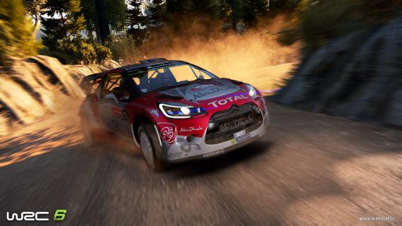 Rajdowa gra WRC 6 zadebiutuje jesienią